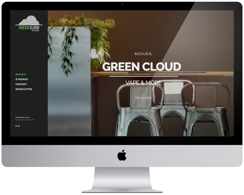 Green Cloud Vape Shop Monthey
